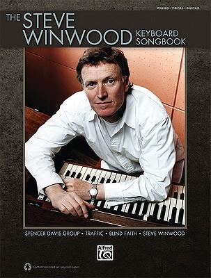 Steve Winwood Keyboard Songbook By Winwood, Steve