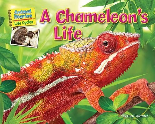 A Chameleon's Life By Lawrence, Ellen